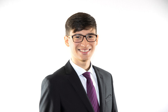 Lucas Coronel becomes Schwarzman Scholar