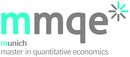 """New """"Master in Quantitative Economics"""" will be established funded by the Elitenetwork Bavaria"""